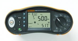 Fluke 1663 Installation Tester - front