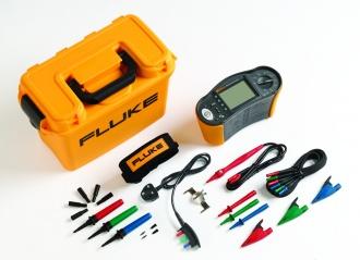 Fluke 1663 Installation Tester UK Kit