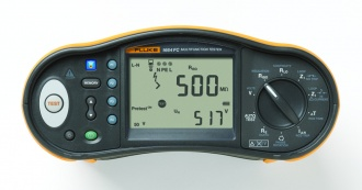 Fluke 1664 Installation Tester - front