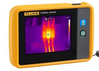 Fluke Pocket Thermal Imager PTi120 - back 2