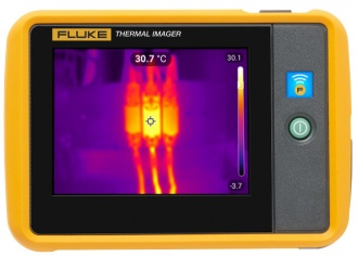 Fluke Pocket Thermal Imager PTi120 - back