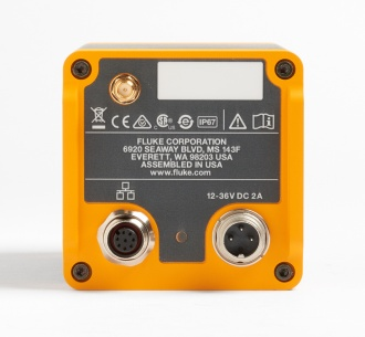 Fluke RSE300 and RSE600 Infrared Camera back panel (RSE Series)