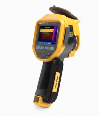 Fluke Ti480 PRO thermal imager - back