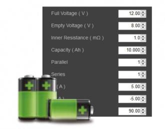 ITECH battery simulation software BSS2000