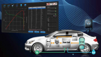 ITECH FCS3000 Fuel Cell Simulation Software