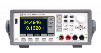 ITECH IT51000 Series Battery Tester - front
