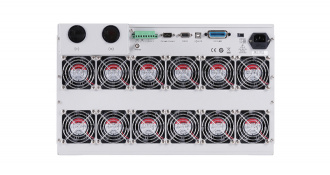 ITECH IT8800 series high power DC electronic load - back panel