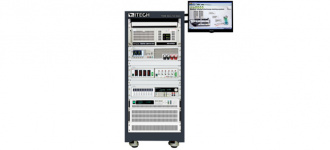 ITECH ITS5300 battery charge and discharge test system