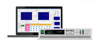 ITECH SAS1000 Solar Array Simulator software