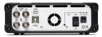 Pico PicoSource AS108 8 GHz Agile Synthesizer - rear panel