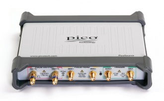 Pico Technology PicoSource PG914 (PG900 Series) pulse generator - angled