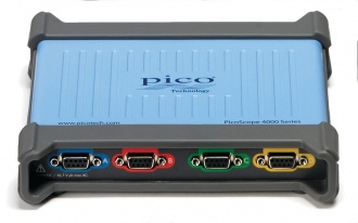 Pico Technology PicoScope 4444 PC USB differential oscilloscope