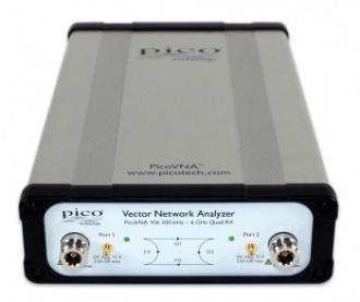 Pico Technology PicoVNA 106 VNA - front