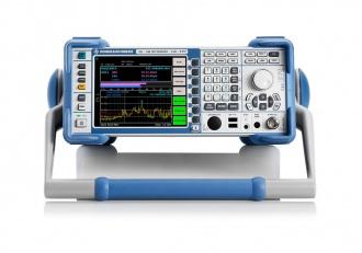 Rohde and Schwarz ESL Series EMI test receiver - front