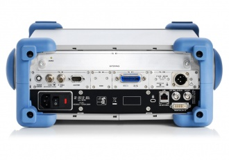 Rohde and Schwarz ESL Series EMI test receiver - rear