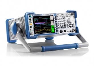 Rohde and Schwarz ESL Series EMI test receiver - side