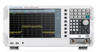 Rohde & Schwarz FPC1500 Spectrum Analyzer - front