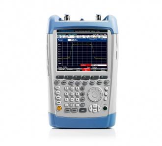 Rohde and Schwarz FSH series hand-held spectrum analyzer