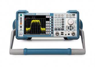 Rohde and Schwarz FSL Series Spectrum Analyzer - front
