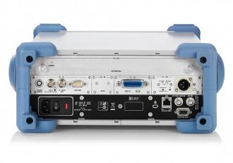 Rohde and Schwarz FSL Series Spectrum Analyzer - rear