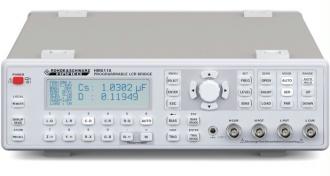 Rohde & Schwarz (HAMEG) HM8118 Programmable LCR bridge meter - front