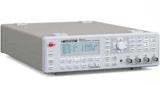 Rohde & Schwarz (HAMEG) HM8118 Programmable LCR bridge meter - side