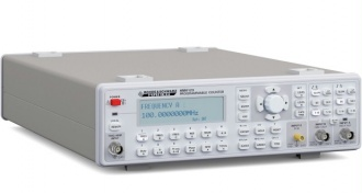 Rohde & Schwarz (HAMEG) HM8123 Frequency Counter - side