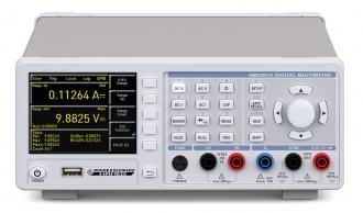 Rohde & Schwarz (HAMEG) HMC8012 digital multimeter - front