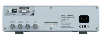 Rohde & Schwarz (HAMEG) HMF25xx function Generator - rear