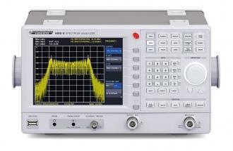 Rohde & Schwarz (HAMEG) HMX-X Spectrum Analyzer - front