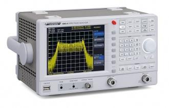 Rohde & Schwarz (HAMEG) HMX-X Spectrum Analyzer - angled