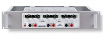 Rohde & Schwarz (HAMEG) HZ42 rack kit (shown with HMP2030)