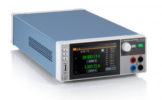 Rohde and Schwarz NGM202 (NGM200 Series) - above left