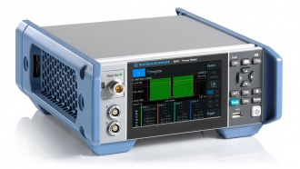 Rohde and Schwarz NRX with optional NRT interface fitted