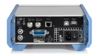 Rohde and Schwarz NRX back with all options fitted