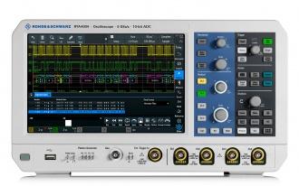RTA4004 (RTA4000 Series) oscilloscope - front