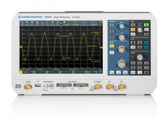Rohde & Schwarz RTB2002 (RTB2000 Series) Oscilloscope - front