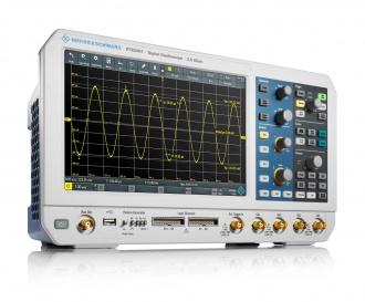 Rohde & Schwarz RTB2004 (RTB2000 Series) Oscilloscope - low