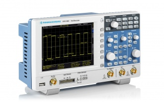 RTC1002 (RTC1000 Series) Oscilloscope - side