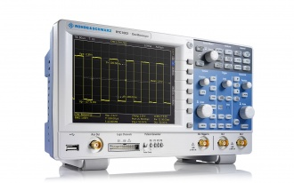 RTC1002 (RTC1000 Series) Oscilloscope - side 2