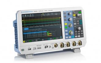 RTM3004 (RTM3000 Series) oscilloscope - lower