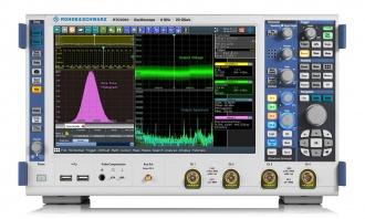 Rohde & Schwarz RTO2064 (RTO2000 Series) Oscilloscope - front