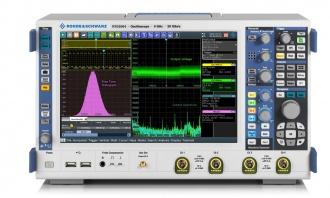 Rohde & Schwarz RTO2064 (RTO2000 Series) Oscilloscope - front 2