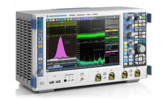 Rohde & Schwarz RTO2064 (RTO2000 Series) Oscilloscope - left
