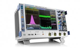 Rohde & Schwarz RTO2064 (RTO2000 Series) Oscilloscope - below