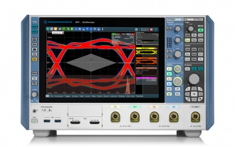 Rohde & Schwarz RTP084 (RTP Series) Oscilloscope - front