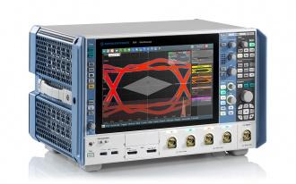 Rohde & Schwarz RTP084 (RTP Series) Oscilloscope - angled