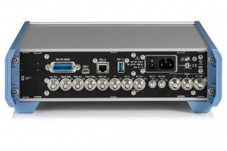 Rohde and Schwarz SMB100B Signal Generator - rear