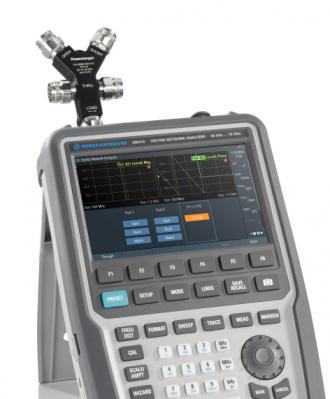 Rohde & Schwarz ZNH series handheld vector network analyzer