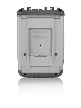 Rohde & Schwarz ZNH series handheld vector network analyzer - back panel